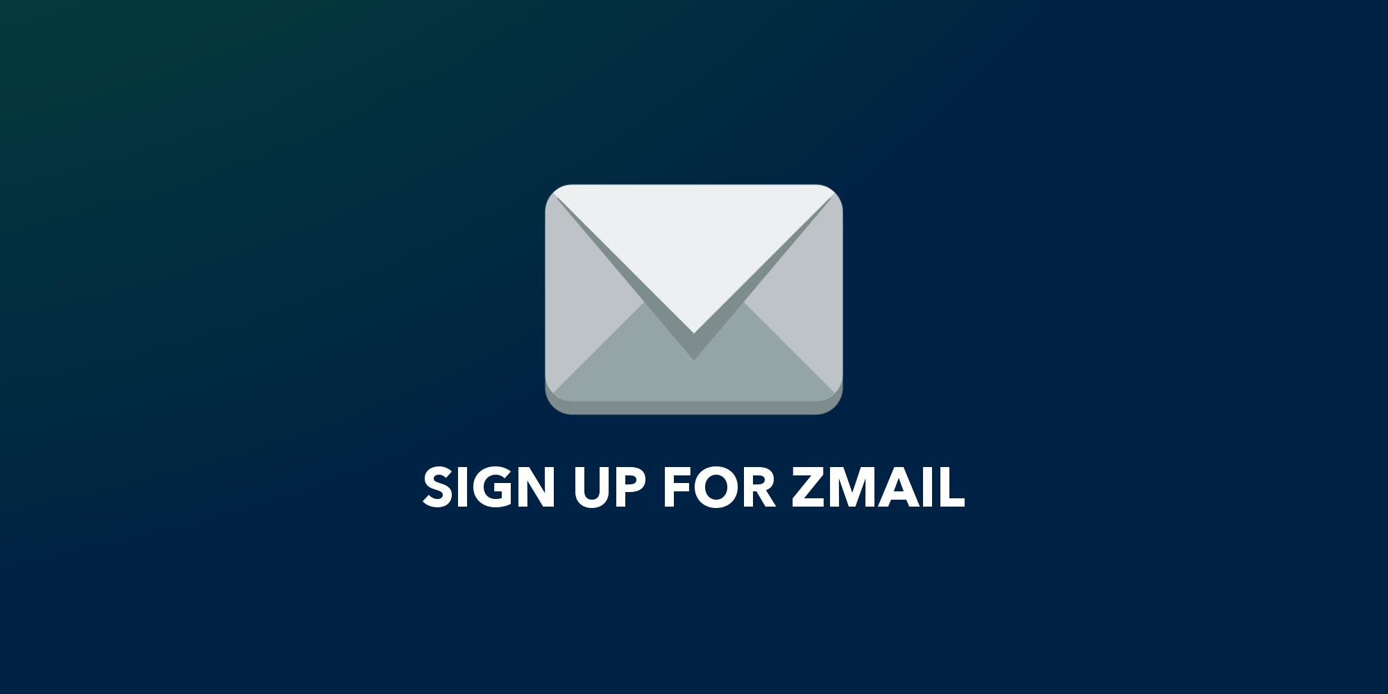ZMail..