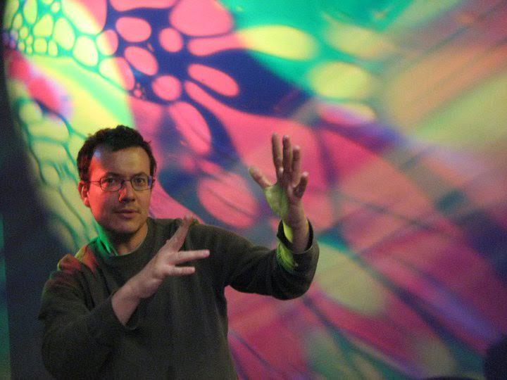 Andrew Leland,  The Organist  (KCRW)