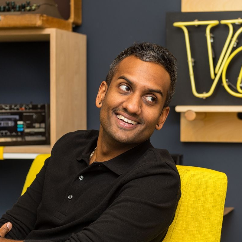 Sean Rameswaram,  Today, Explained  (Vox)