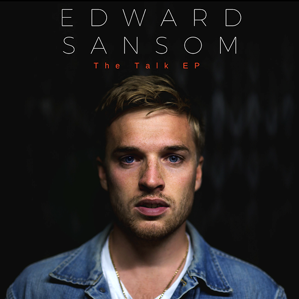 The Talk EP by EDWARD SANSOM is out now available in all online shops.