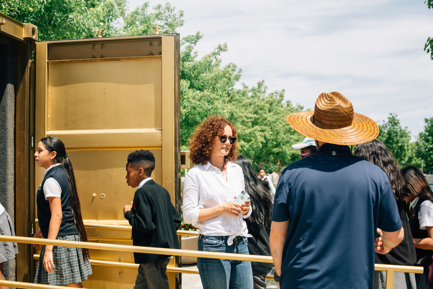 Meet Amy Bean, our Dallas_Curator, as photographed by  Hunter Lacey  from  Dallas Doing Good .