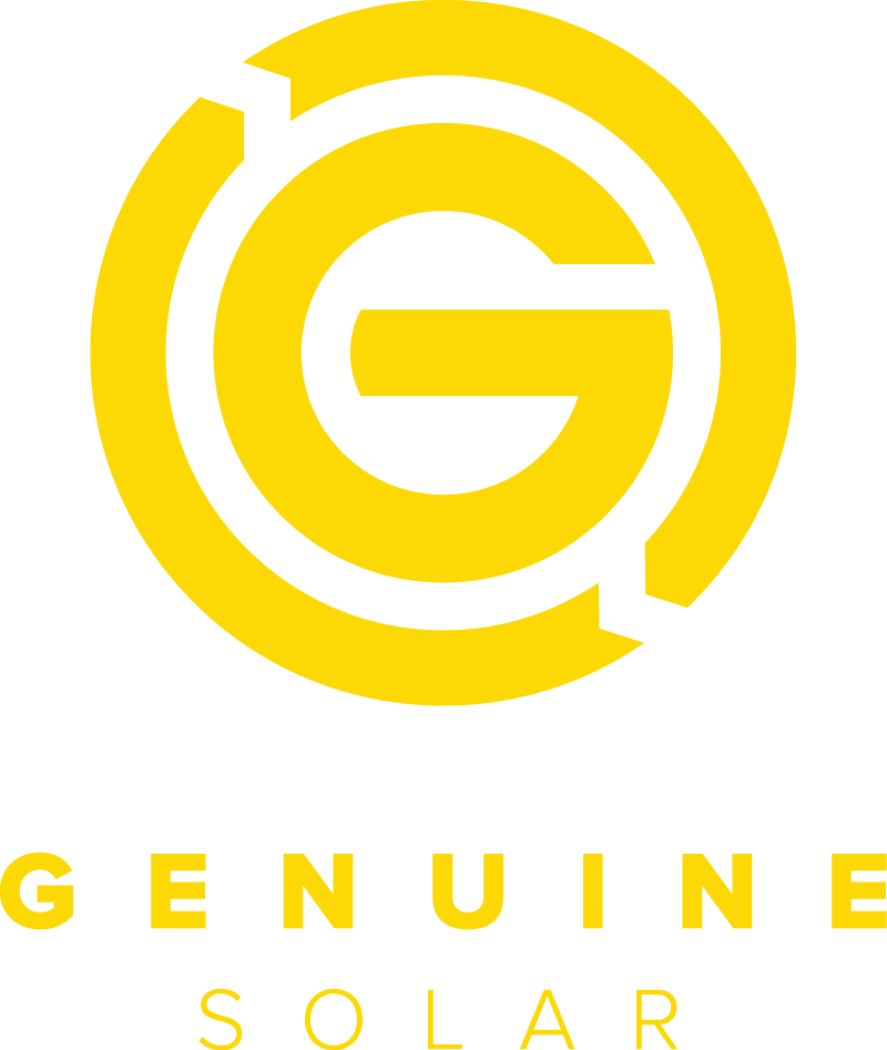 Genuine Solar Panels Logo