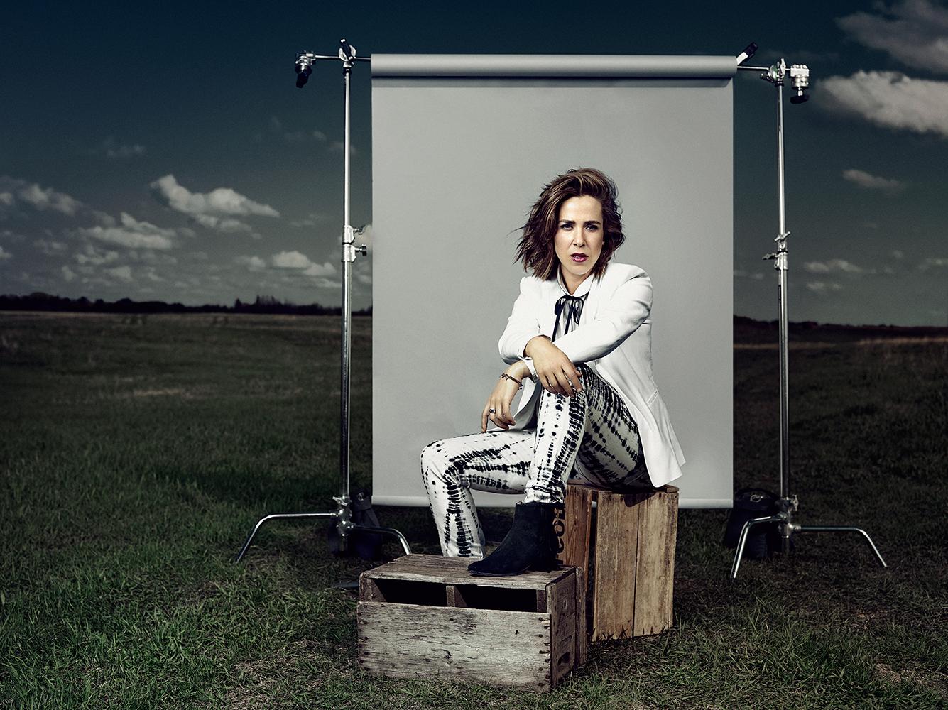 Photo- Kiriako Iatridis for Serena Ryder