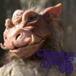 Thunder Jay Studio Maker of one of a kind fantasy and cryptid sculptures
