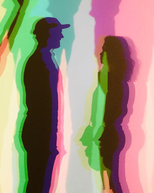 Life in technicolour • • #tatemodern #olafureliasson #londonwanderscontinued