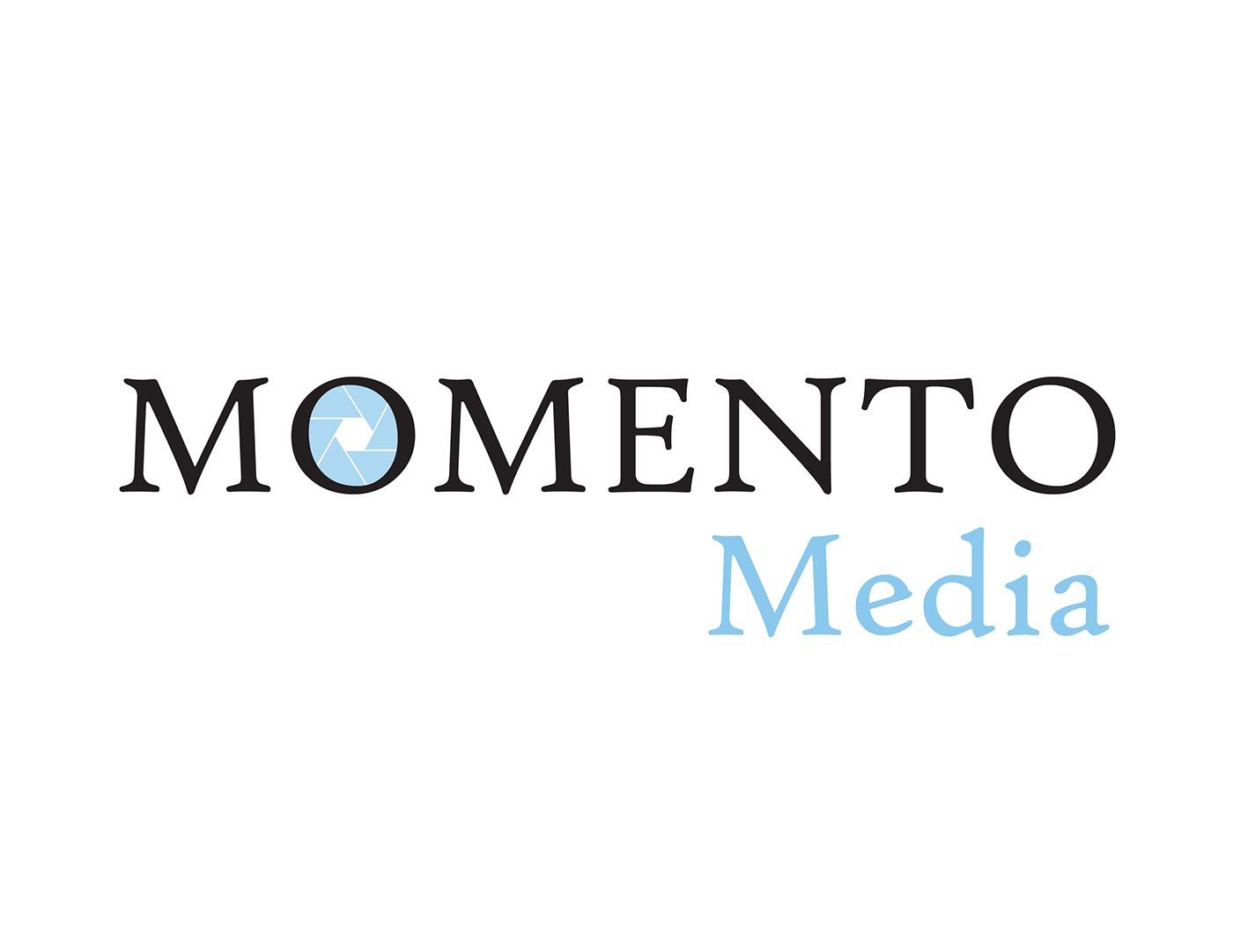 Logo design for Momento Media
