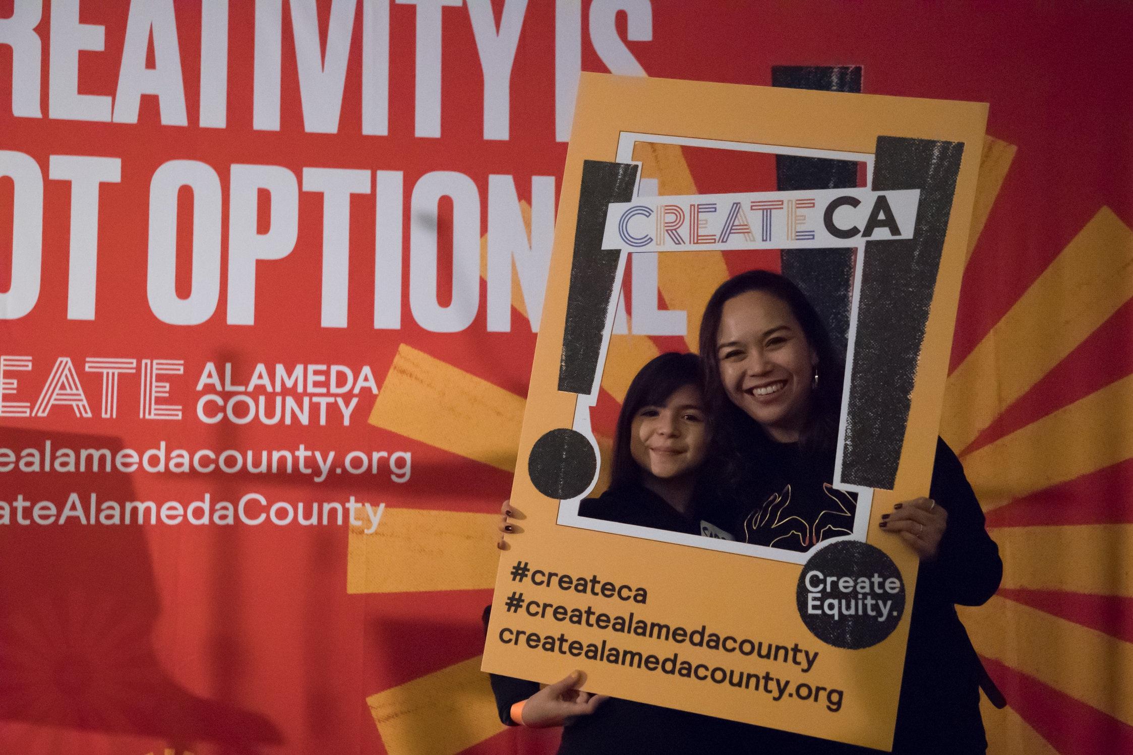 12/7/18 Create Alameda County Launch