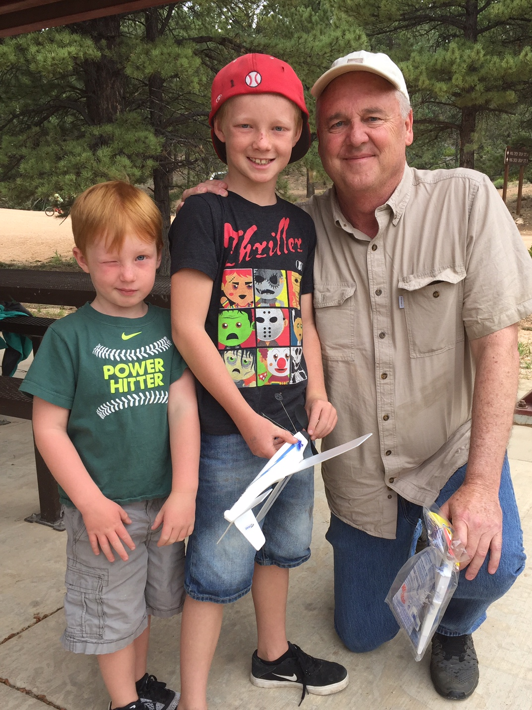 Danny and grandsons.jpeg