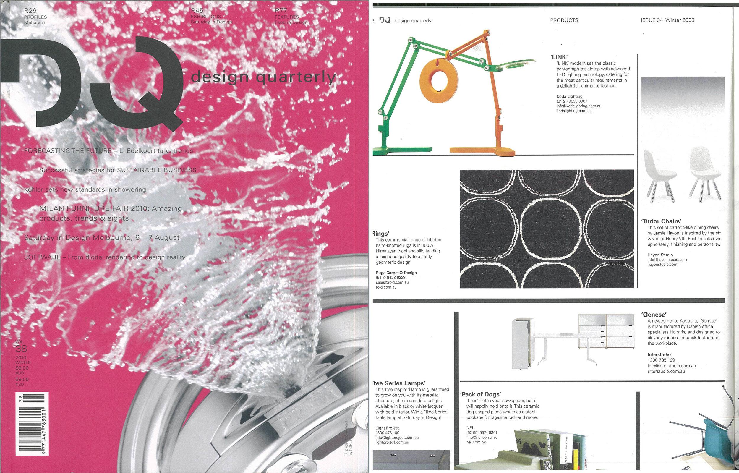 Design Quarterly - Winter 2010