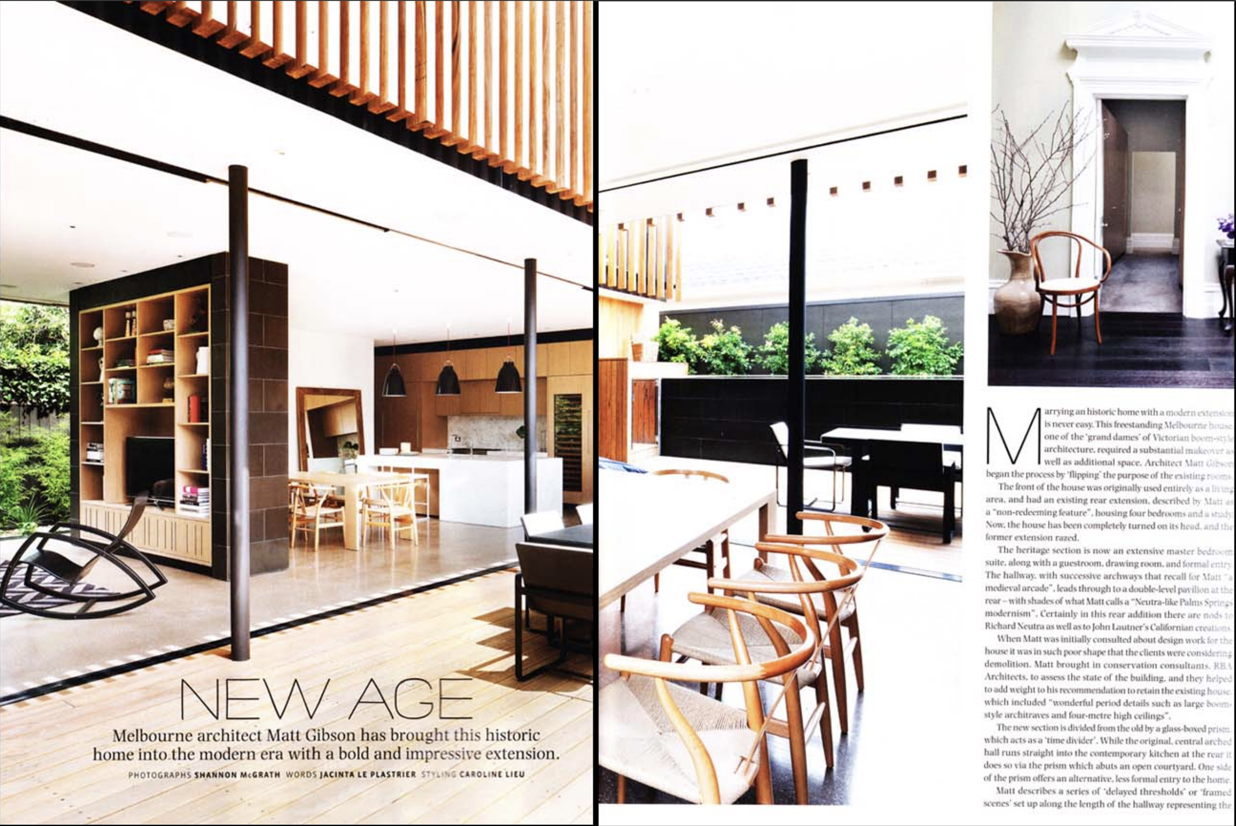 Belle Magazine - Oct/Nov 2012