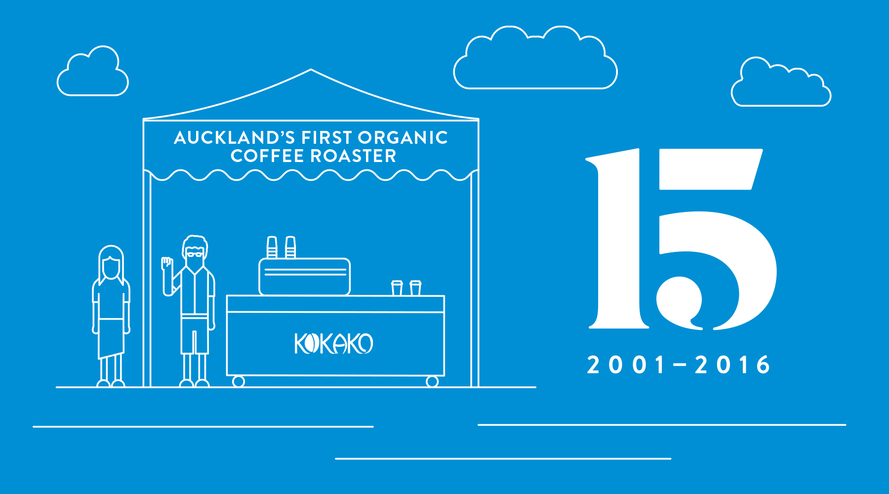 For more info on Kokako Coffee click on the image above.