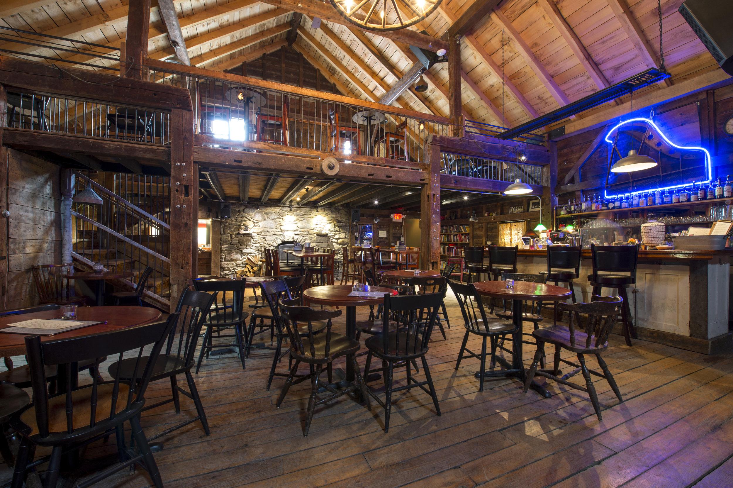 The Egremont Barn