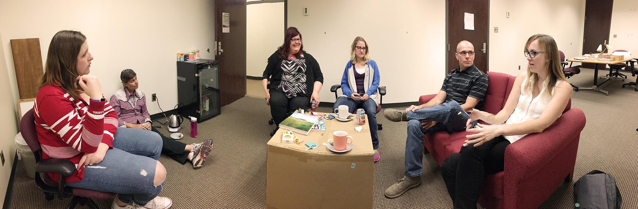 Allison Fields and Todd Stewart discuss their latest book, Picher, Oklahoma . 9/30/16
