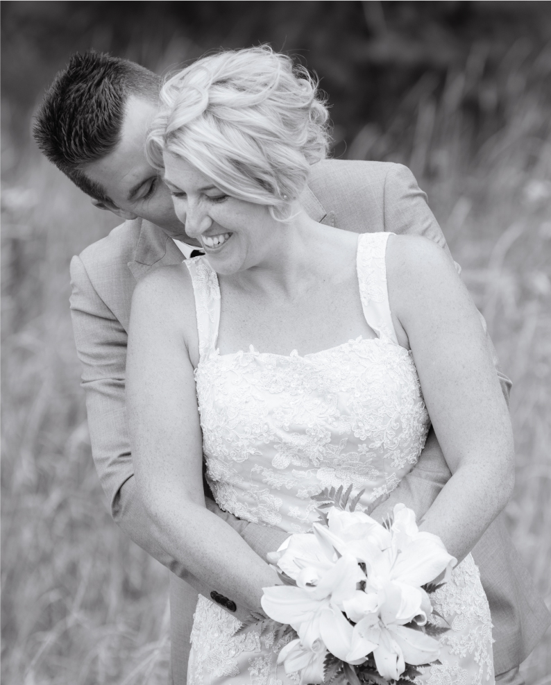 Photo provided by the couple