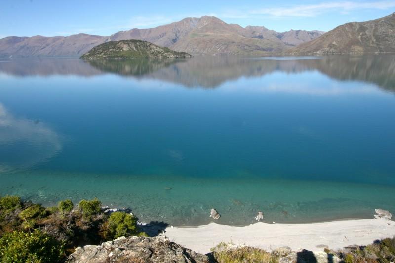 Stunning Lake Wanaka