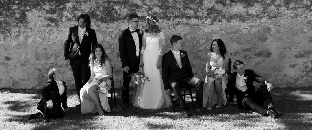 The Jorgensen wedding party. I really loved every moment of capturing this wedding for this amazing couple.