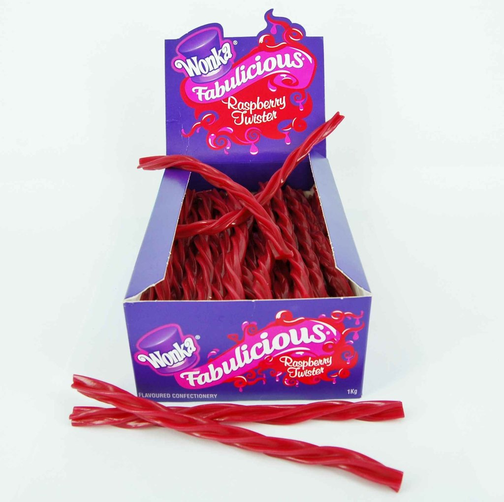 Raspberry Twists are always a crowd pleaser! I wouldn't be able to believe that someone didn't want these in their stocking! Find them and other amazing lollies  here .