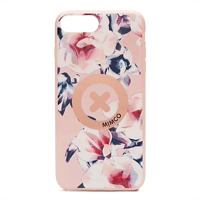This case is a bit more fun than your usual black case, I think it is super sweet and pretty. Find it  here.
