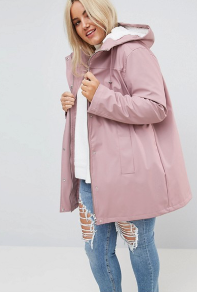 Recently I did a wedding in stormy weather, and the photos were to die for. But i didn't have a raincoat! So I'm planning on buying this one, because I want to do soooooo many more shoots in the rain! Raincoat by borg at  Asos.