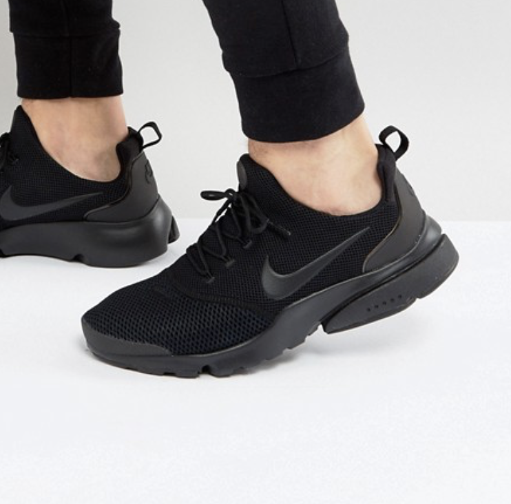 N ike shoes from  ASOS $146 Or get similar ones from  The Iconic  if you need them by Sunday.