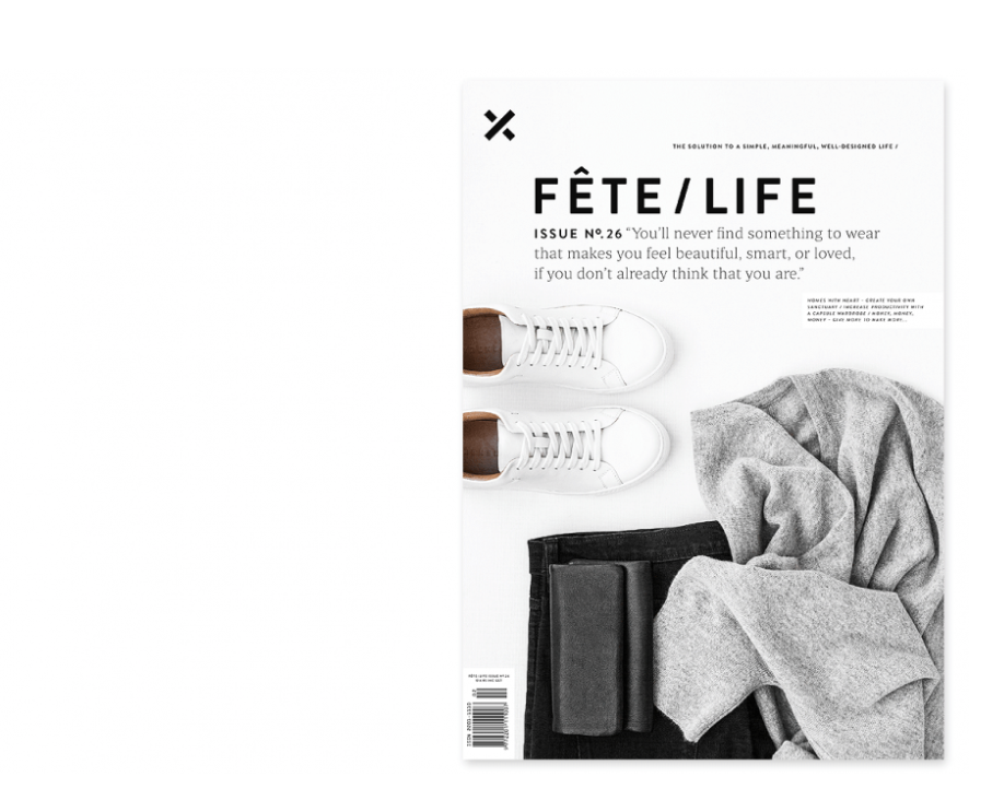 A subscription for  Fete.