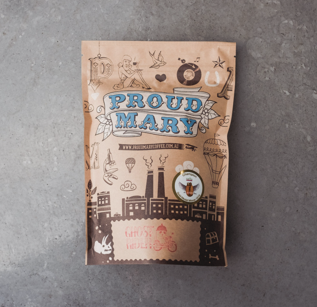 A coffee subscription. It's a thing now! Best coffee subscription I know of is from  Proud Mary's.  From $22