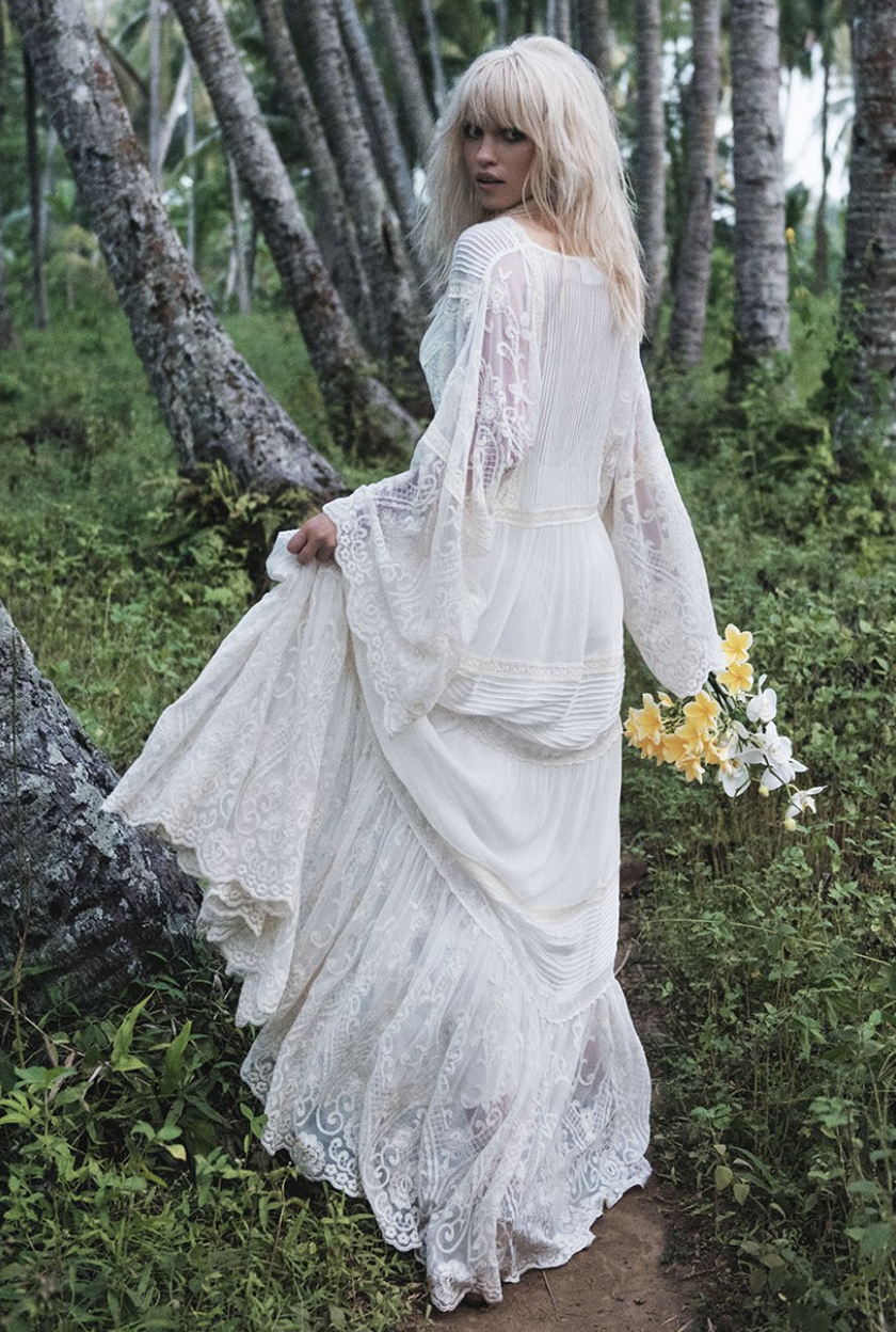 The Magnolia Gown$549 -