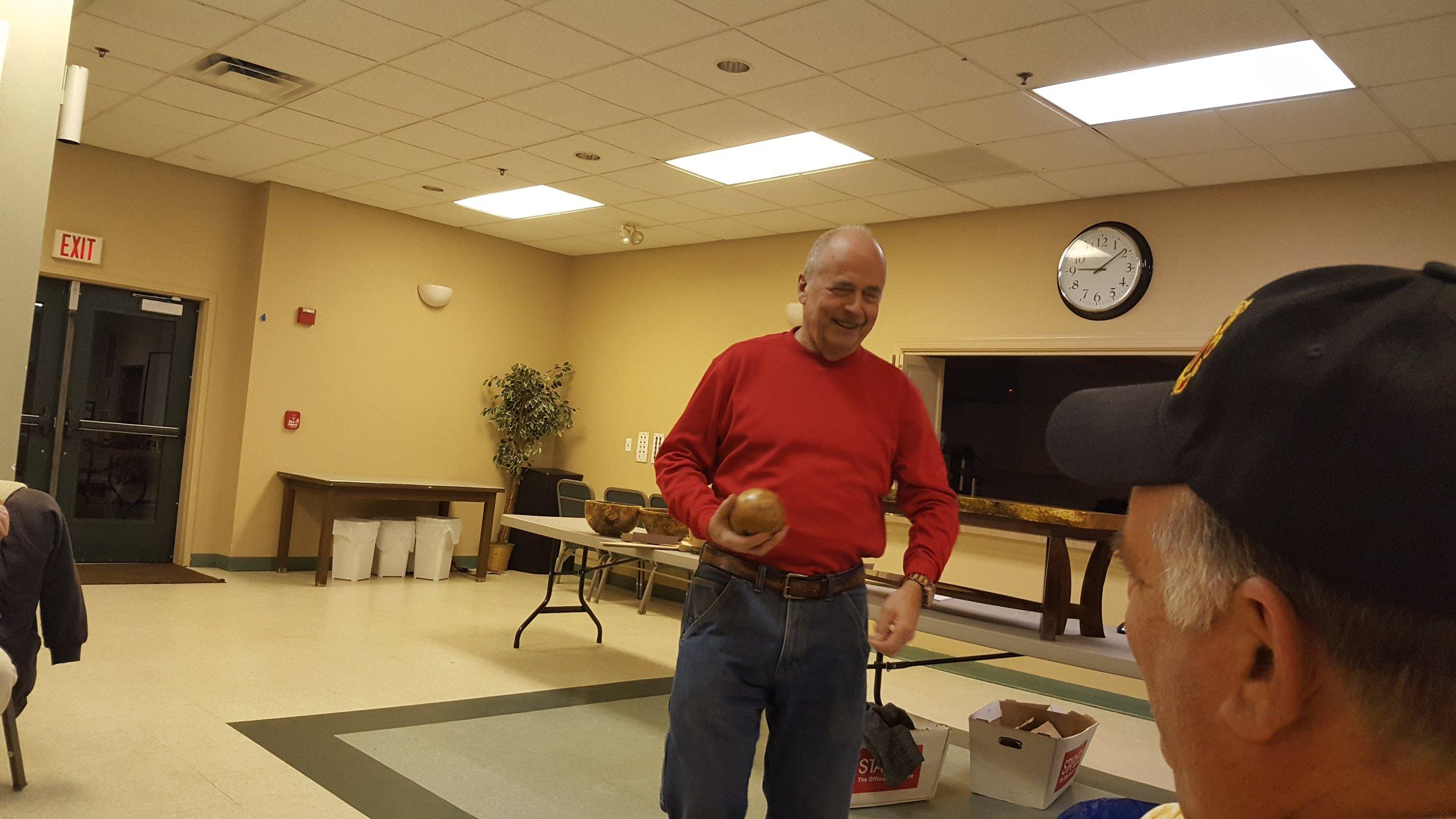 Phil's sphere