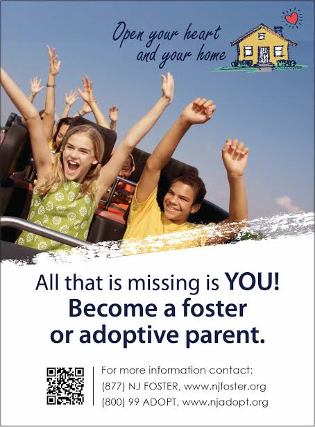 NEW JERSEY FOSTER CARE