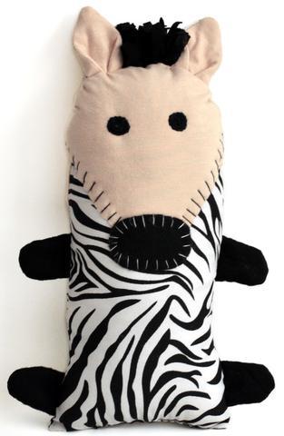 Dsenyo Little Friends - Zebra