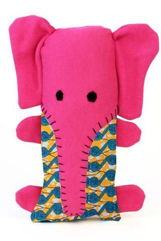Dsenyo Little Friends - Elephant