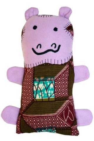 Dsenyo Little Friends - Hippo