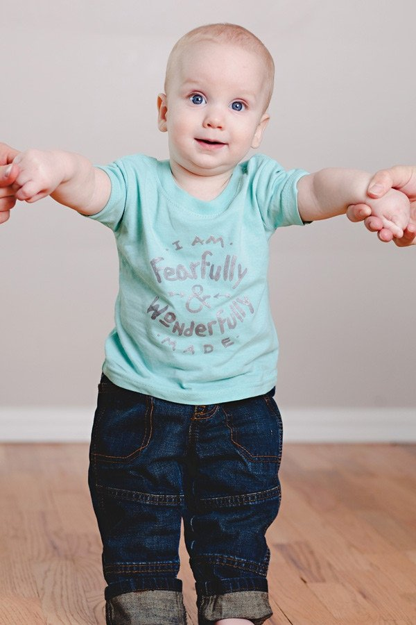 Hope Outfitters - Fearfully & Wonderfully Made Shirt