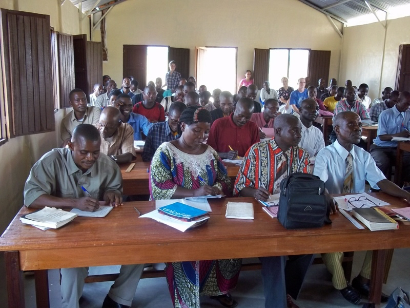 Lay Bible Worker Training to become Church Planters