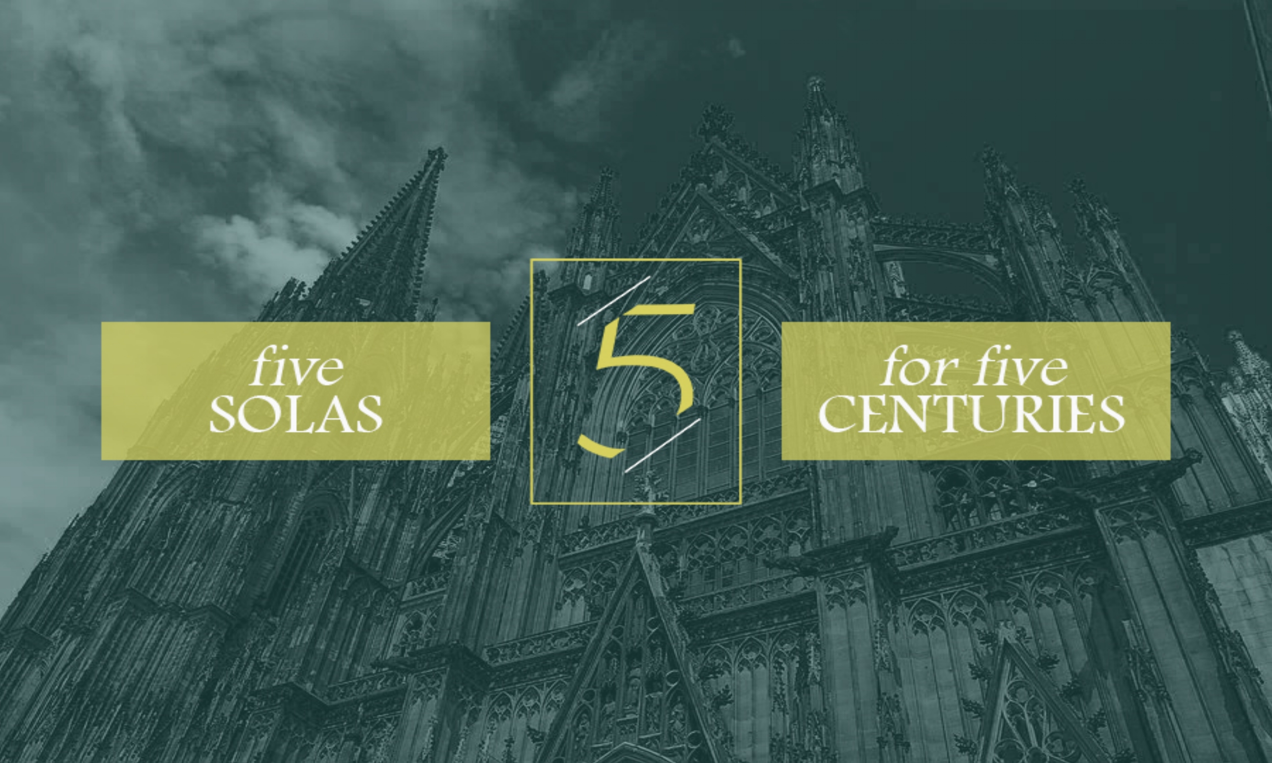 Five hundred years ago, the world forever changed. This 5-week sermon series rediscovers the marks of the Protestant Reformation and roots us in God's word.