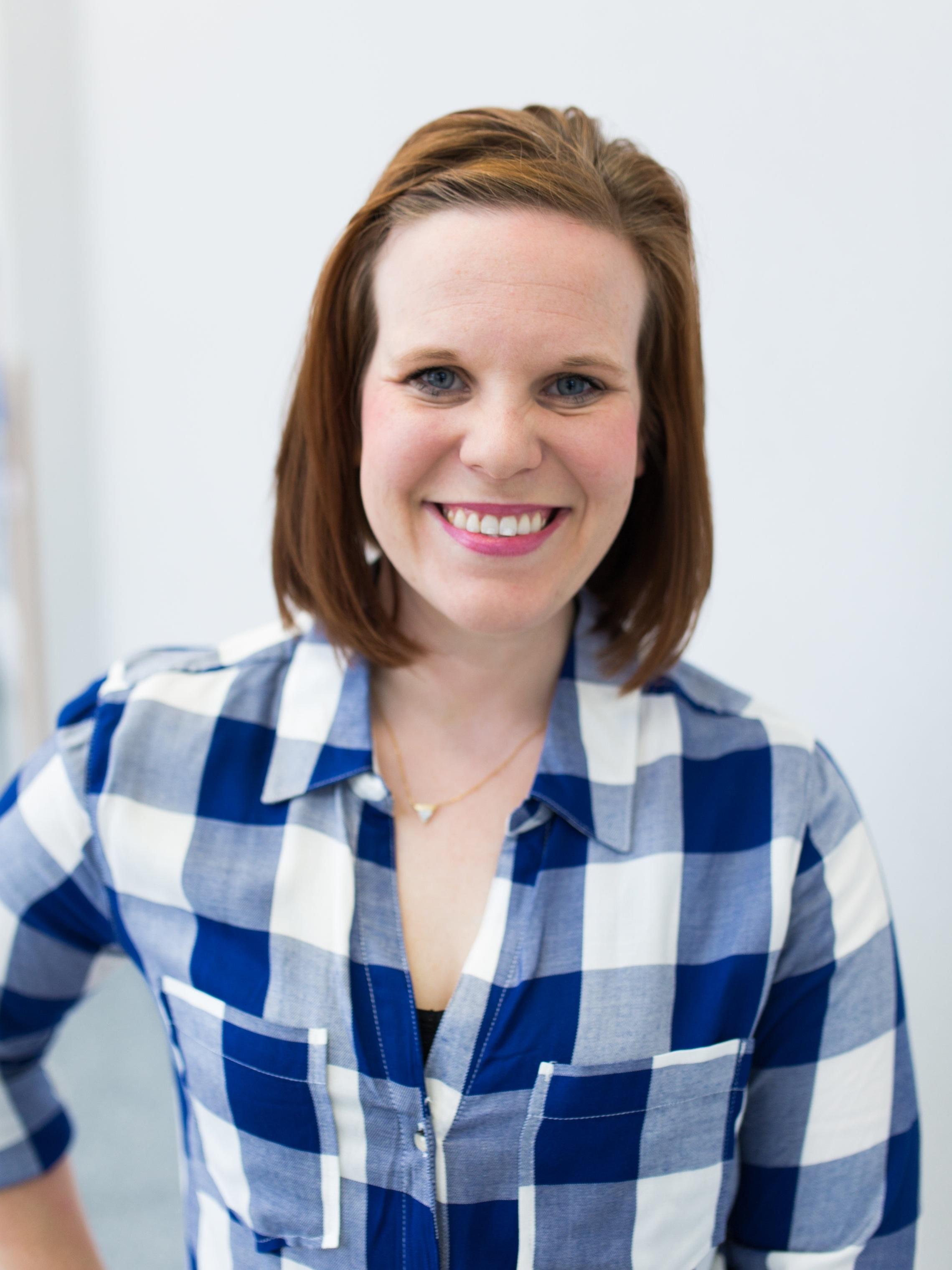 Cassie Clayton - Ministry Coordinator