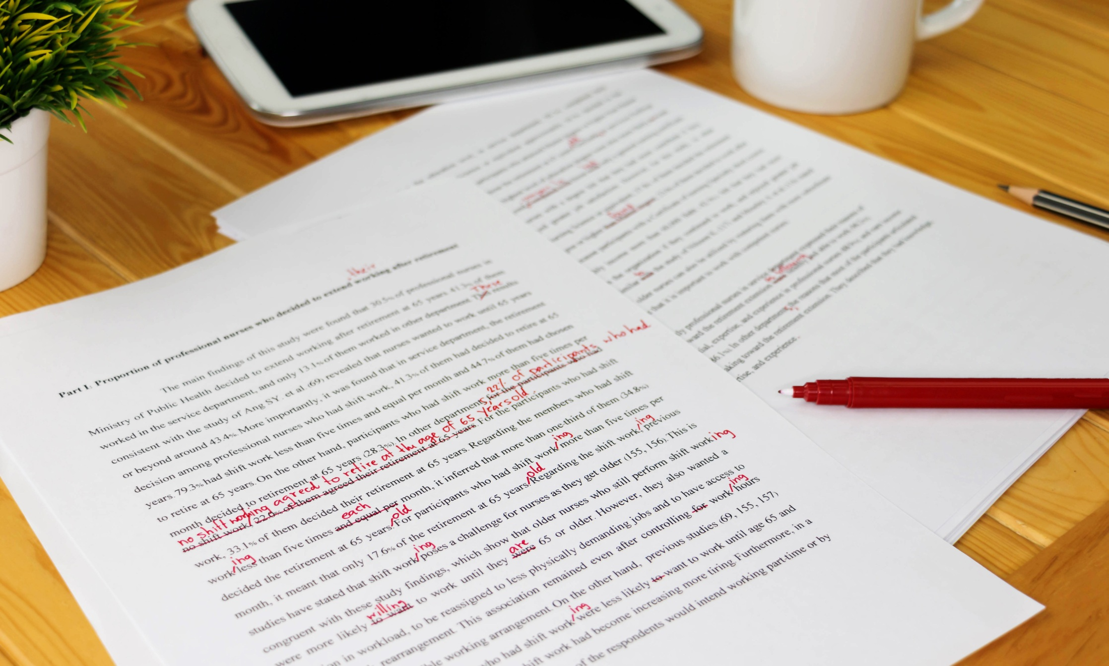 Proofreading+and+editing