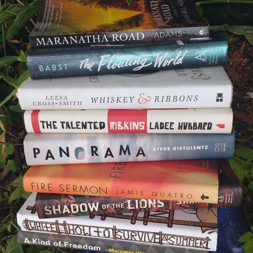 (photo via Crook's Corner Book Prize!)