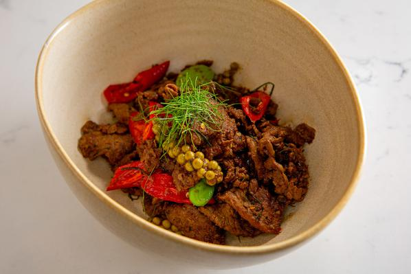 Khua Kling (Very Spicy)