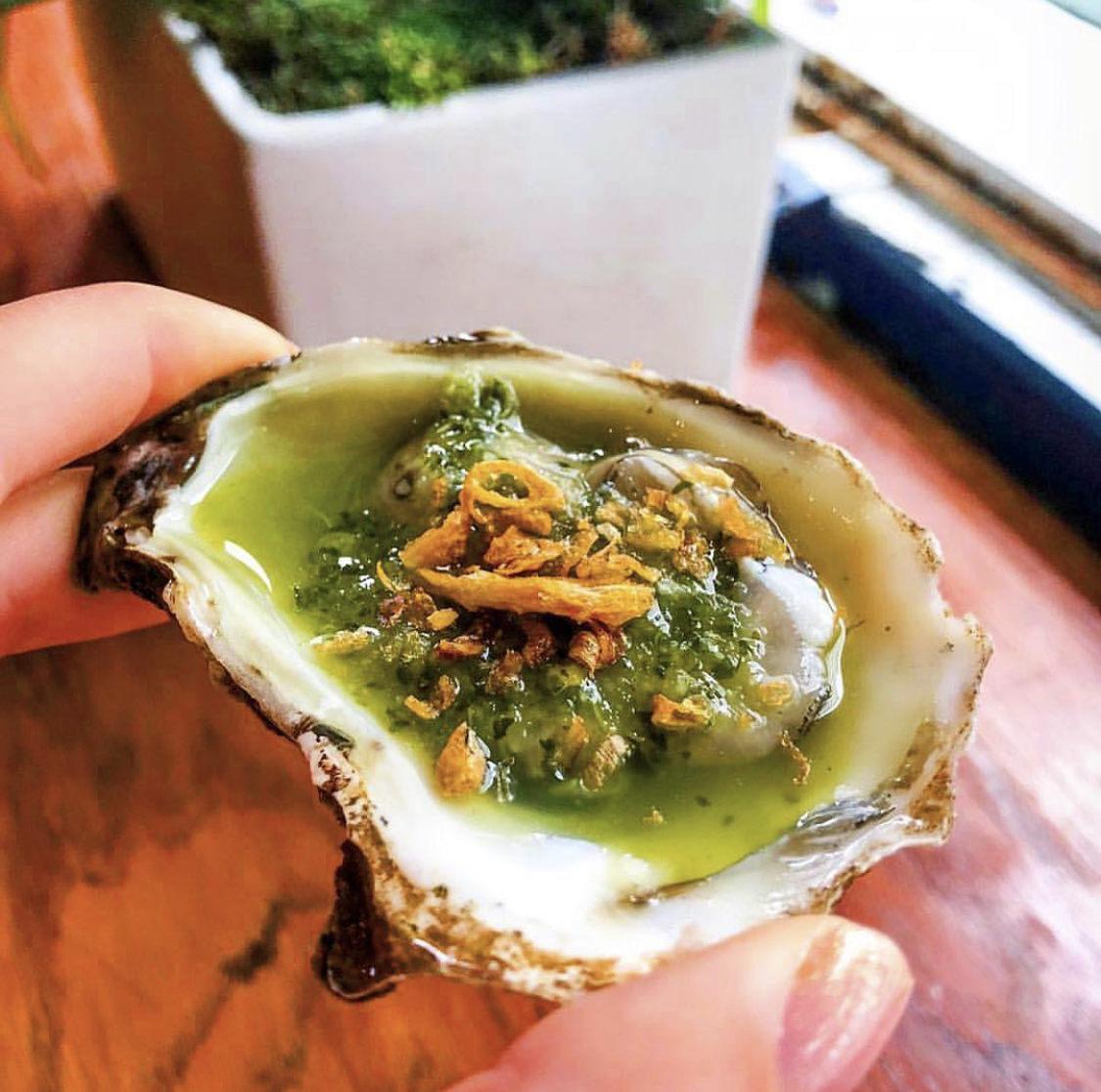 Oyster-Thai Style