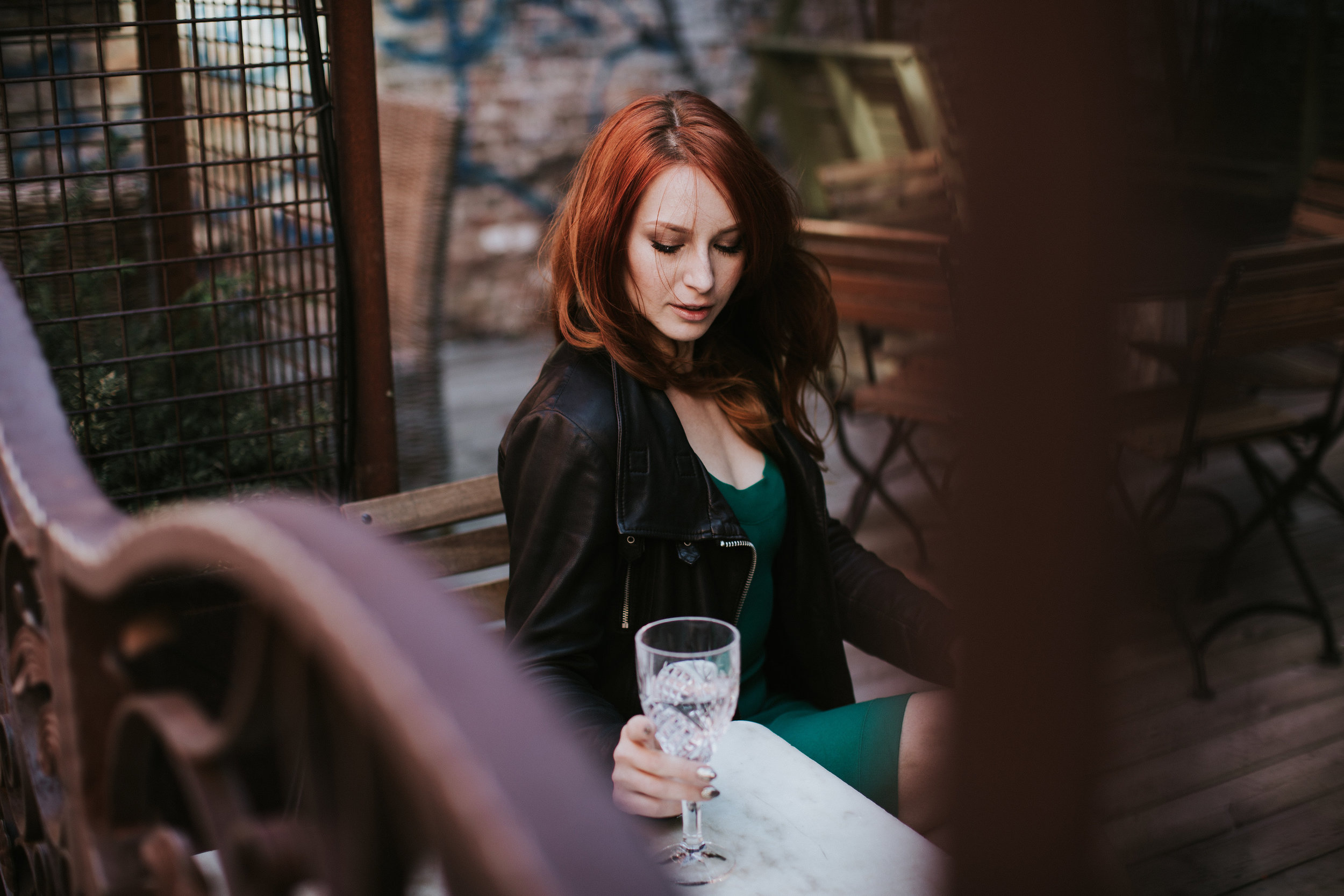 Redhead Escort in NYC Ivy Rose
