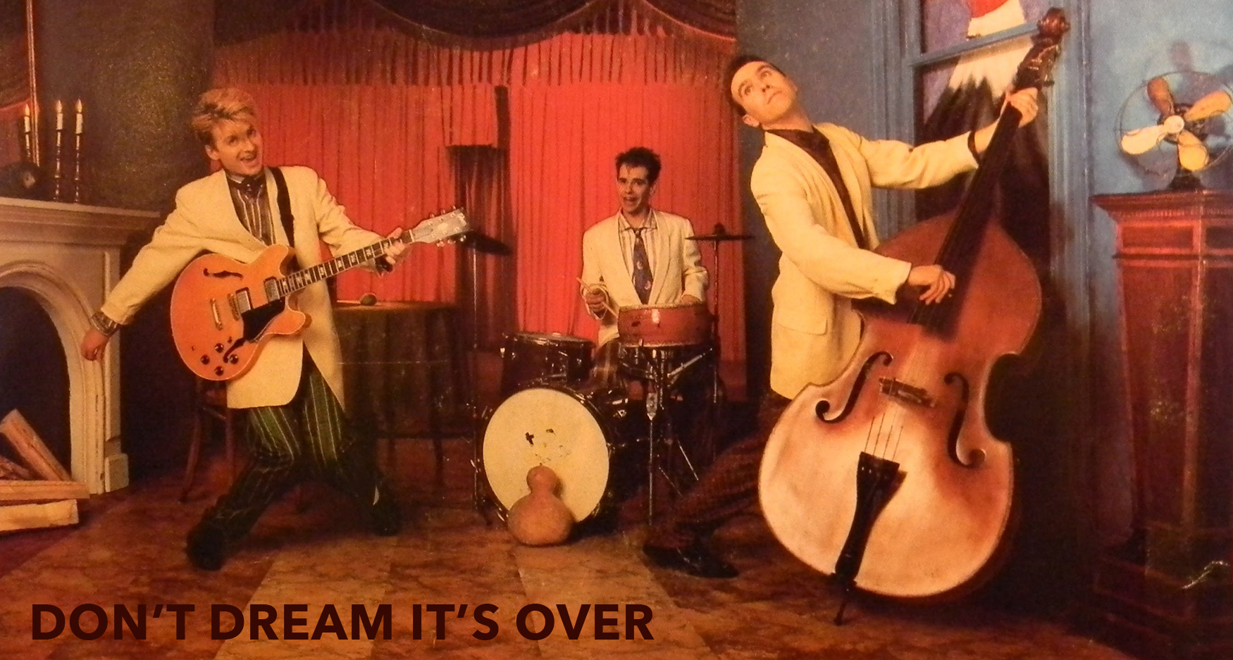 crowded house, rock, band, don't say it's over, podcast