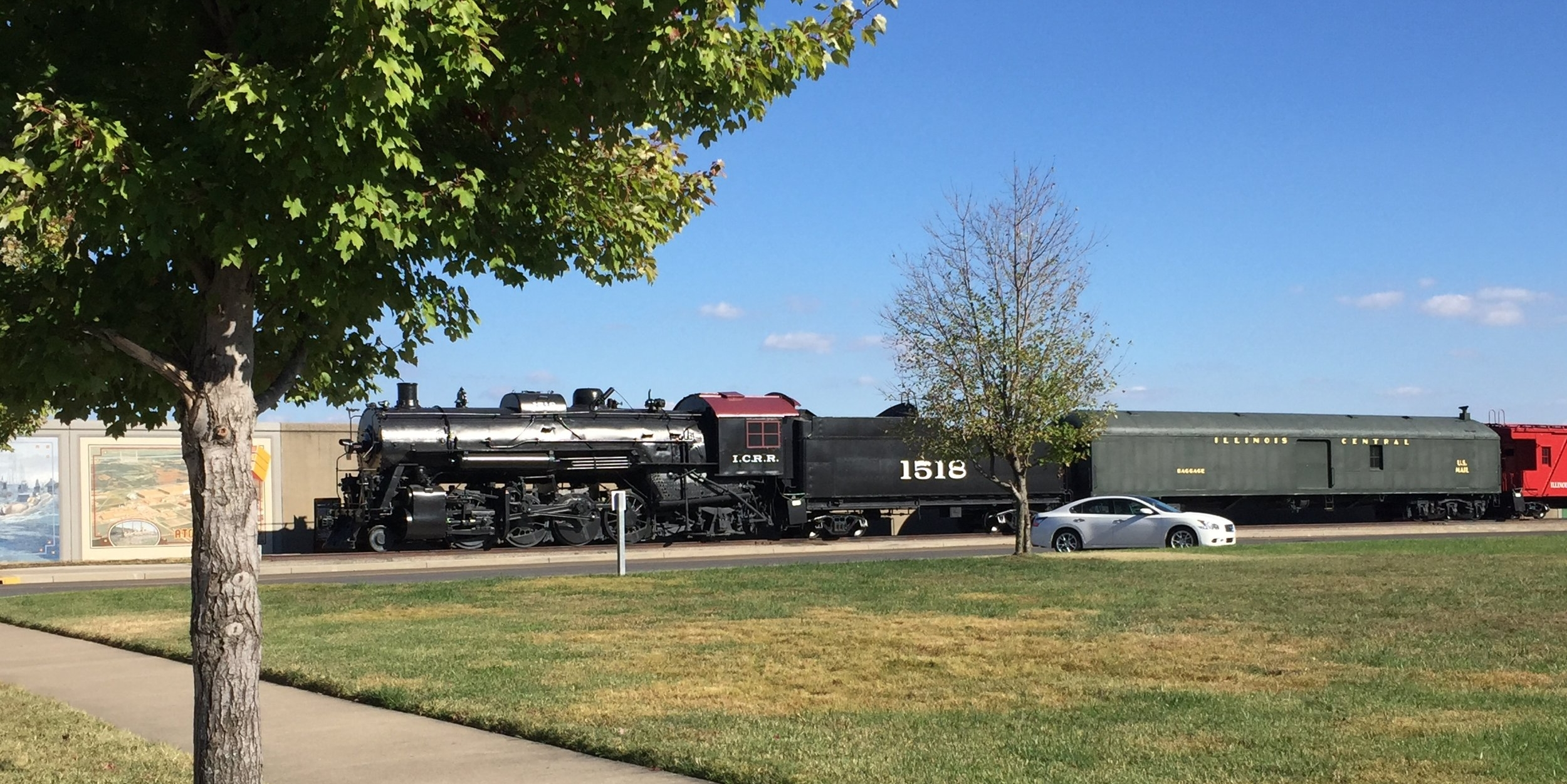 paducah, train, walk softly, rivers edge, film festival