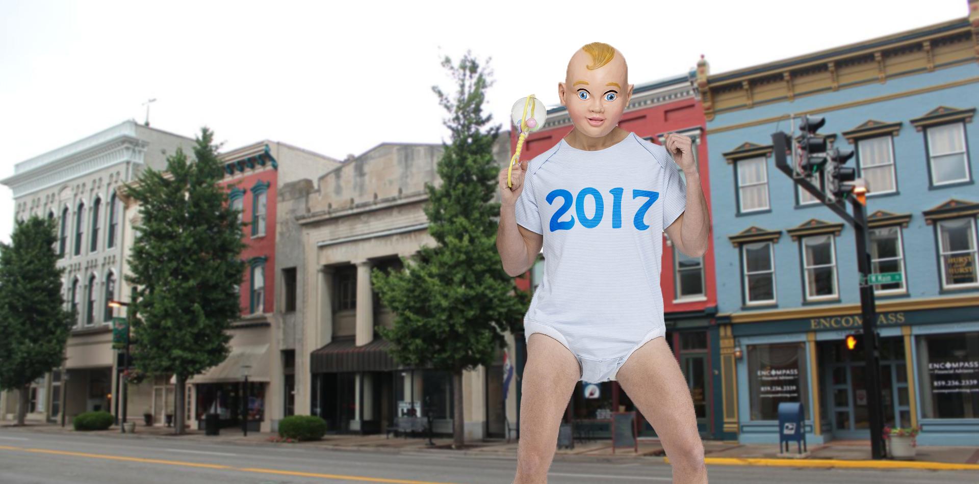 walk softly films, baby new year, 2017, indie film, podcast, talk hard