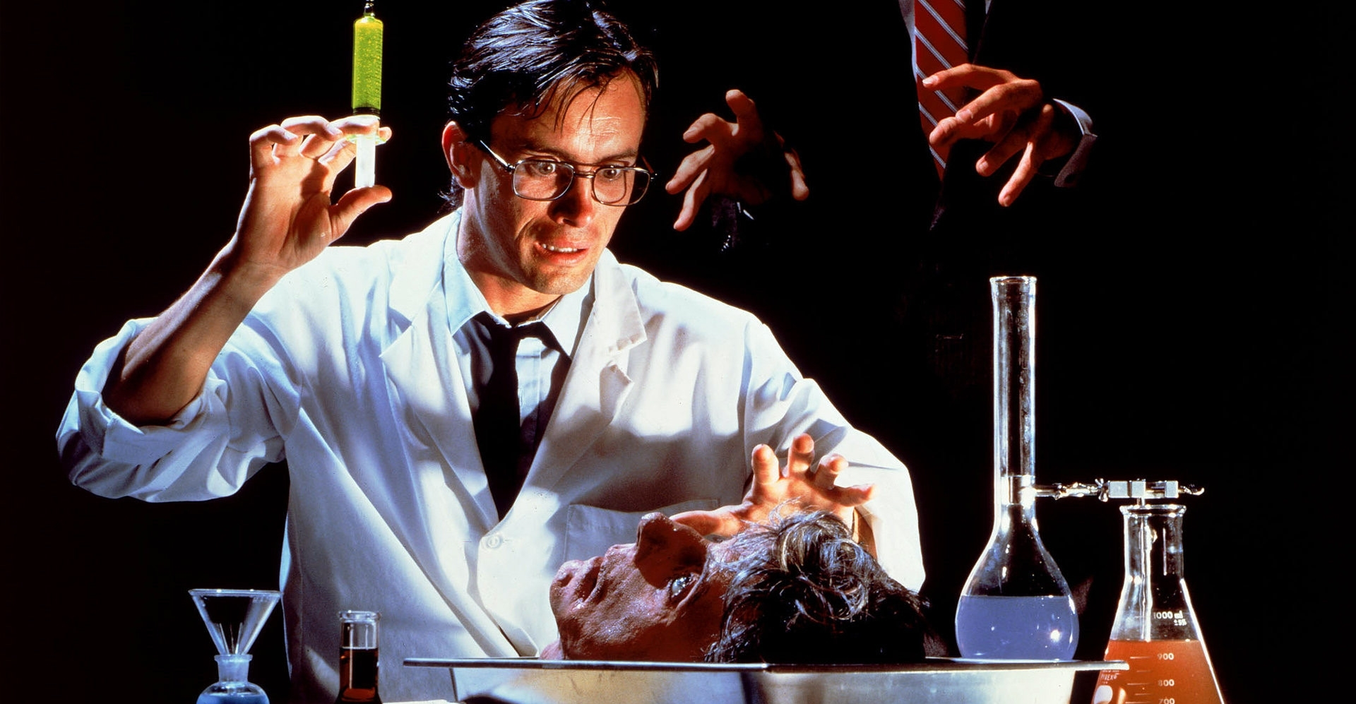 re-animator, herbert west, lovecraft