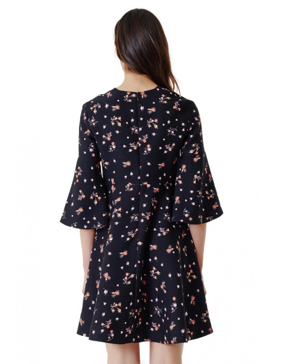 Carven Floral dress