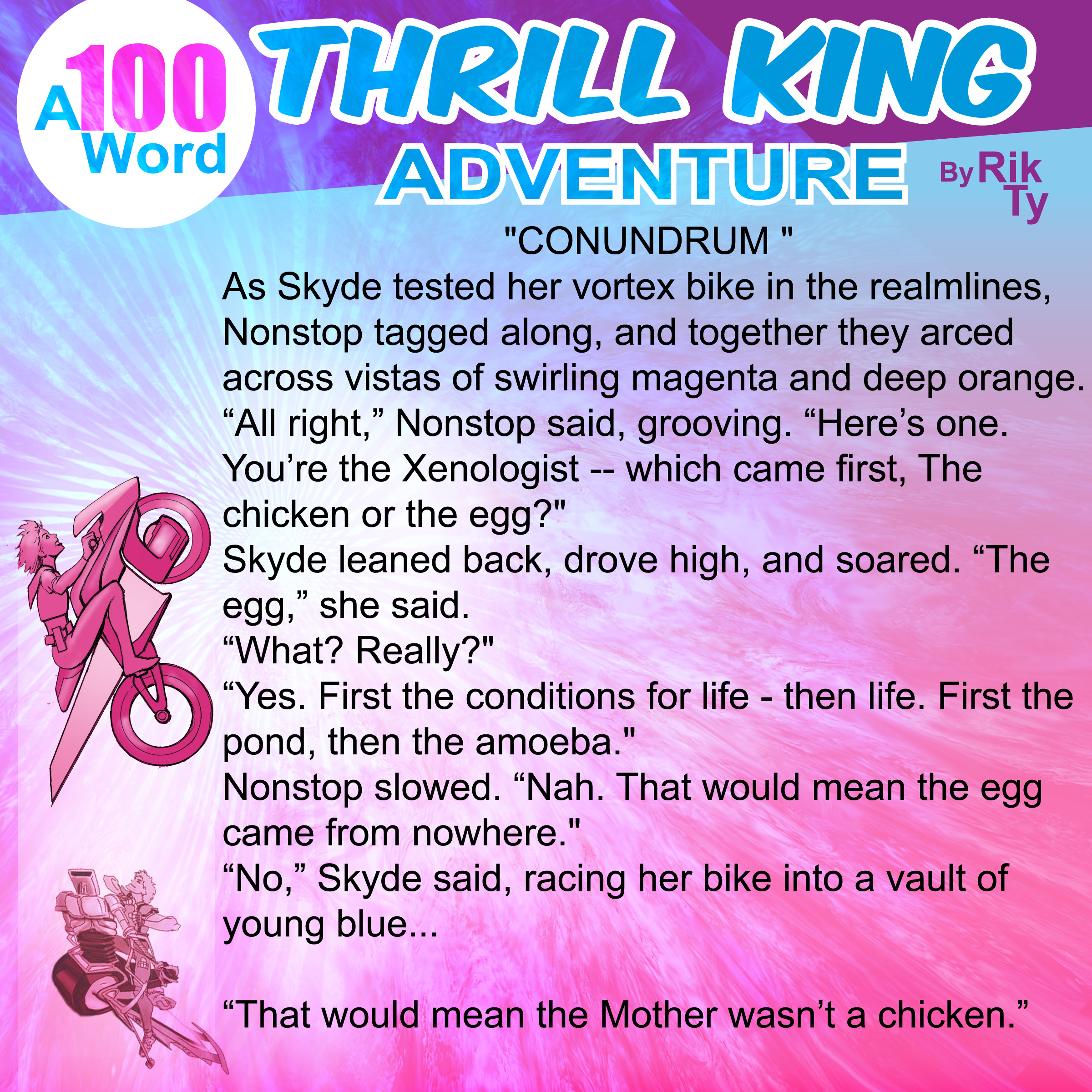 New Page — THRILL KINGS NOW
