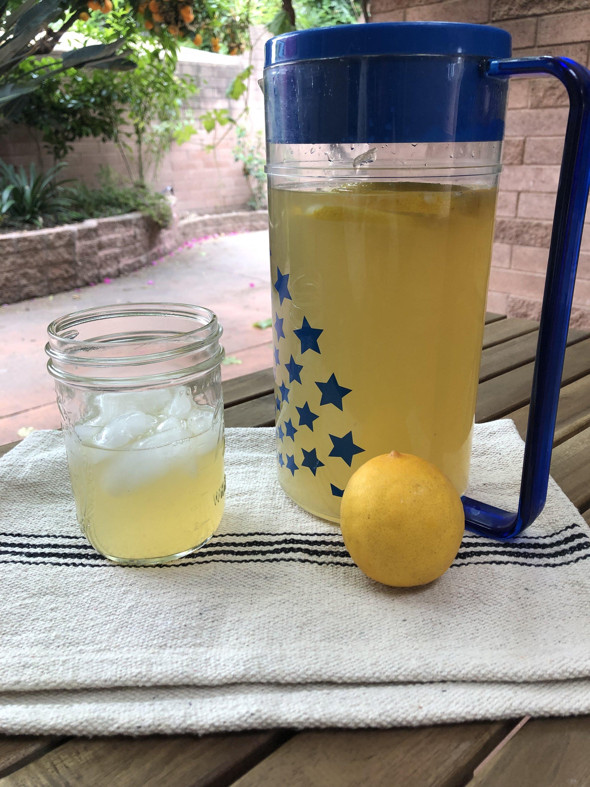 To lemonade!!