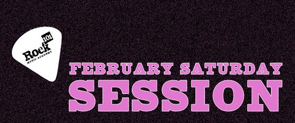 February Saturday Session 2017