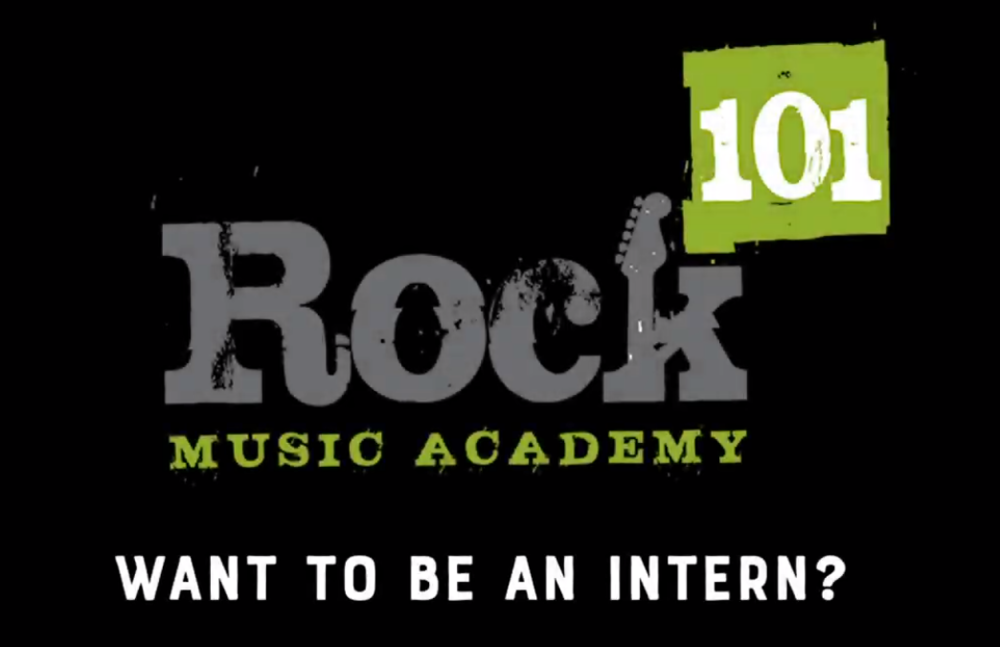 Internship Program — Rock 101 NM
